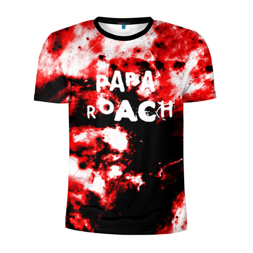 PAPA ROACH BLOOD ROCK STYLE