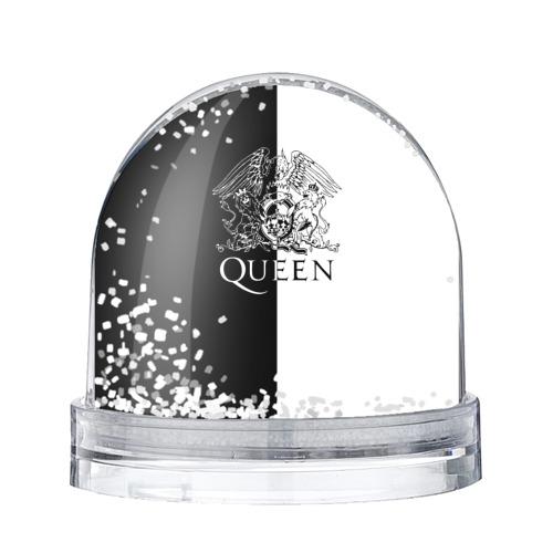 Водяной шар со снегом  Фото 01, Queen