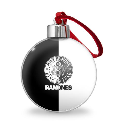 Ёлочный шар Ramones Фото 01