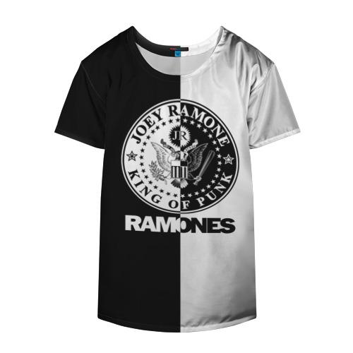 Накидка на куртку 3D Ramones Фото 01