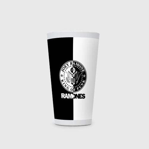 Кружка Латте Ramones Фото 01