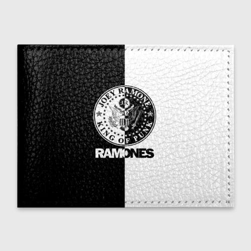 Обложка для студенческого билета Ramones Фото 01