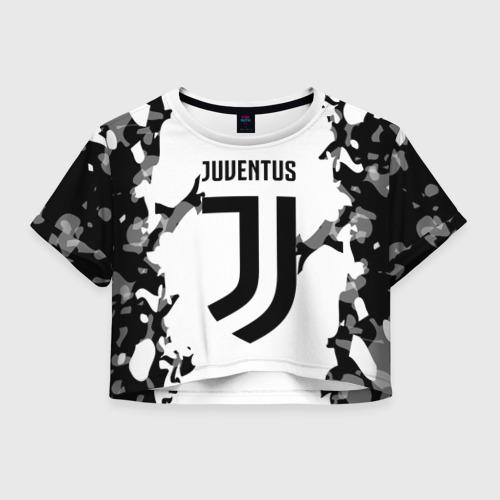 Женская футболка Cropp-top Juventus 2018 Original