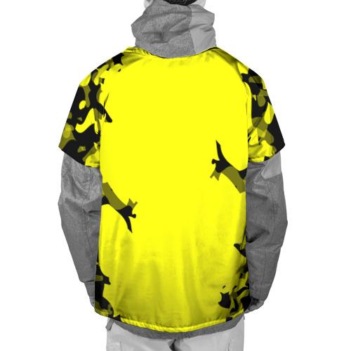 Накидка на куртку 3D  Фото 02, FC Borussia 2018 Original