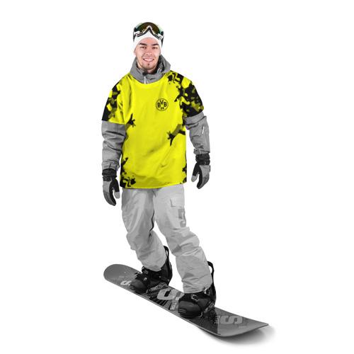 Накидка на куртку 3D  Фото 03, FC Borussia 2018 Original