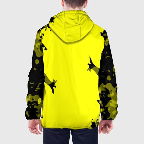 Мужская куртка 3D  Фото 05, FC Borussia 2018 Original