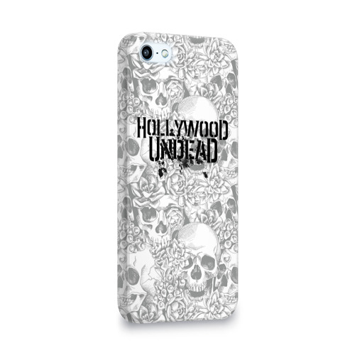 Чехол для Apple iPhone 5/5S 3D  Фото 02, Hollywood Undead
