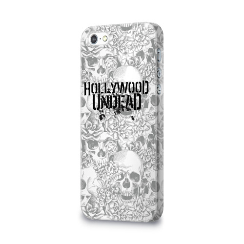 Чехол для Apple iPhone 5/5S 3D  Фото 03, Hollywood Undead