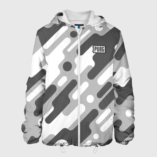 Мужская куртка 3D PUBG Фото 01