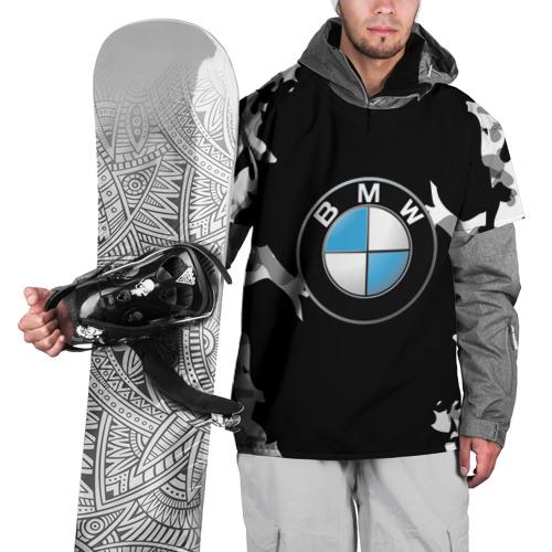 Накидка на куртку 3D  Фото 01, BMW 2018 Creative