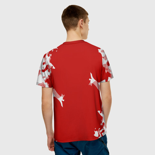 Мужская футболка 3D  Фото 02, ARSENAL ORIGINAL