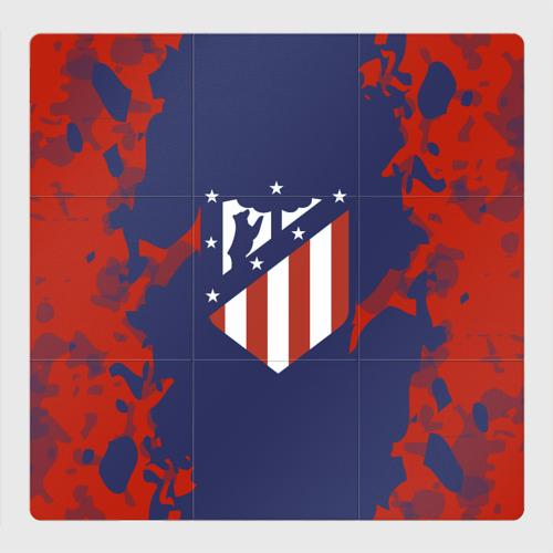 Магнитный плакат 3Х3 Atletico Madrid 2018 Original