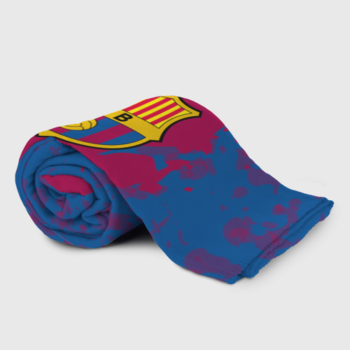 Плед 3D FC Barca 2018 Original