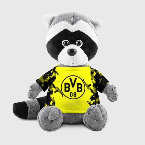Енотик в футболке 3D FC Borussia 2018 Original