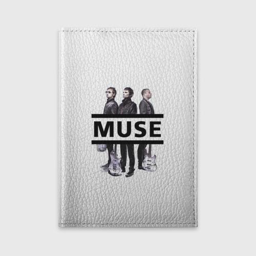 Обложка для автодокументов Группа Muse Фото 01