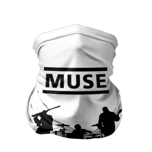 Бандана-труба 3D  Фото 01, Muse
