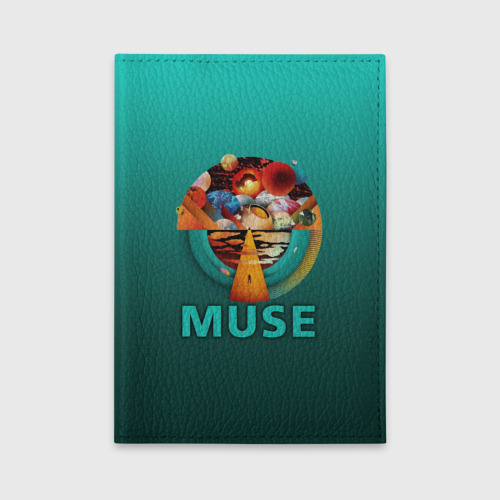 Обложка для автодокументов Muse Фото 01