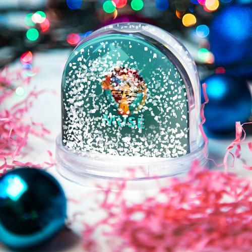 Водяной шар со снегом  Фото 04, Muse