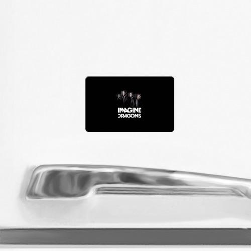 Магнит виниловый Visa  Фото 02, Группа Imagine Dragons