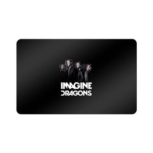 Магнит виниловый Visa  Фото 01, Группа Imagine Dragons