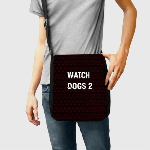 Сумка через плечо Watch Dogs 2 Фото 01