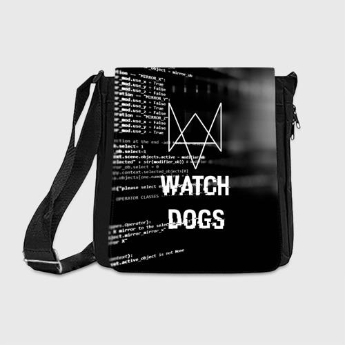Сумка через плечо Wath dogs 2 Хакер  Фото 01