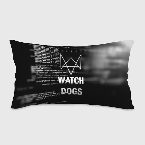 Подушка 3D антистресс Wath dogs 2 Хакер  Фото 01