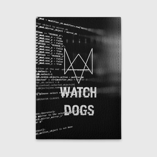 Обложка для автодокументов Wath dogs 2 Хакер  Фото 01
