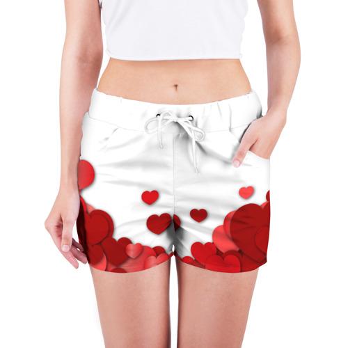 Женские шорты 3D  Фото 03, Пылания страсти