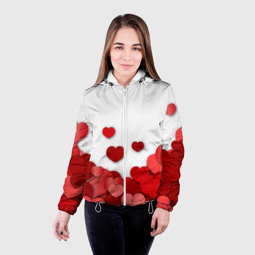 Женская куртка 3D  Фото 03, Пылания страсти