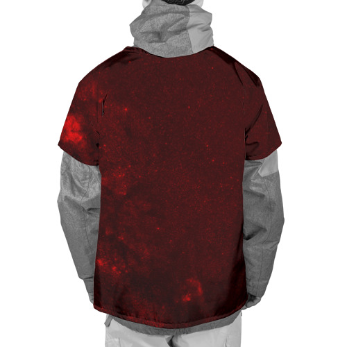 Накидка на куртку 3D  Фото 02, DOOM MARS SPACE