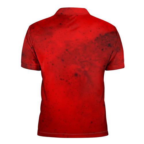 Мужская рубашка поло 3D  Фото 02, DOOM MARS GAME