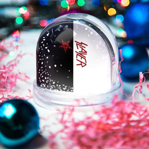 Водяной шар со снегом  Фото 03, Slayer