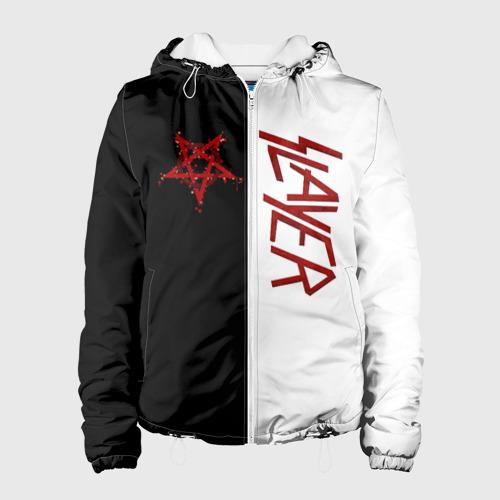 Женская куртка 3D  Фото 01, Slayer