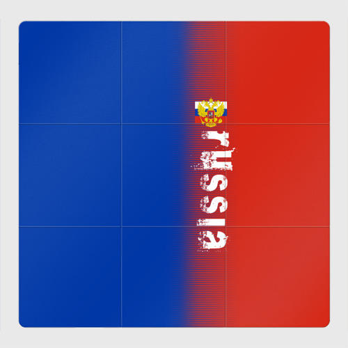 Магнитный плакат 3Х3 RUSSIA SPORT