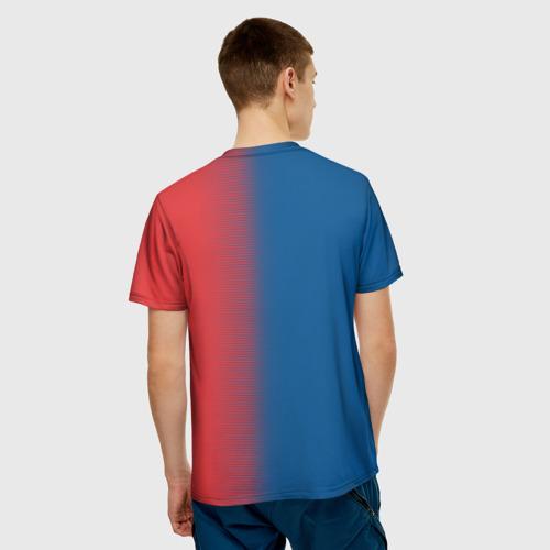 Мужская футболка 3D  Фото 02, PSG 2018 Original