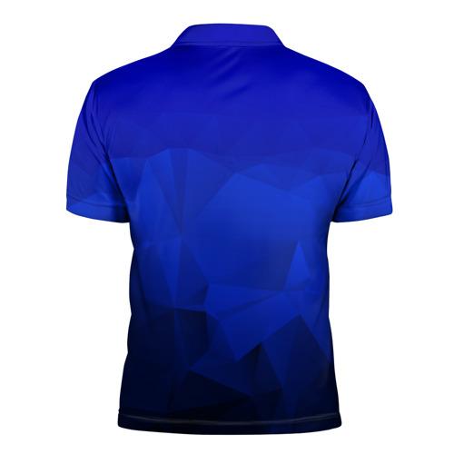 Мужская рубашка поло 3D  Фото 02, RUSSIA SPORT