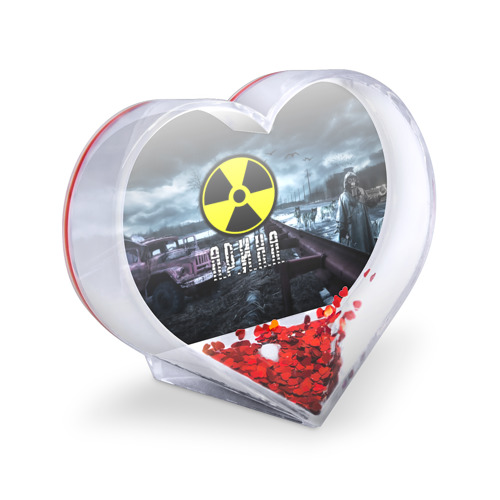 Сувенир Сердце  Фото 03, S.T.A.L.K.E.R. - А.Р.И.Н.А.