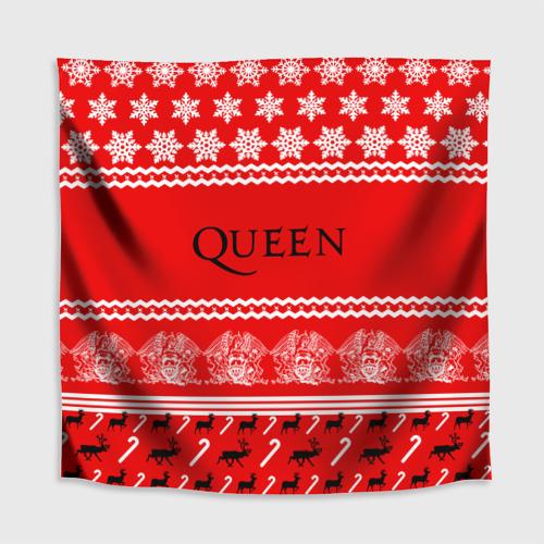 Скатерть 3D  Фото 02, Праздничный Queen