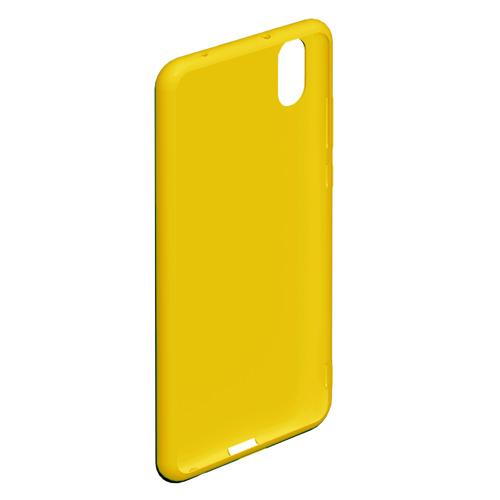 Чехол для Xiaomi Redmi Mi 7A Надя, роспись под хохлому Фото 01