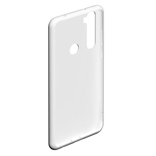 Чехол для Xiaomi Redmi Note 8 Надя, роспись под хохлому Фото 01