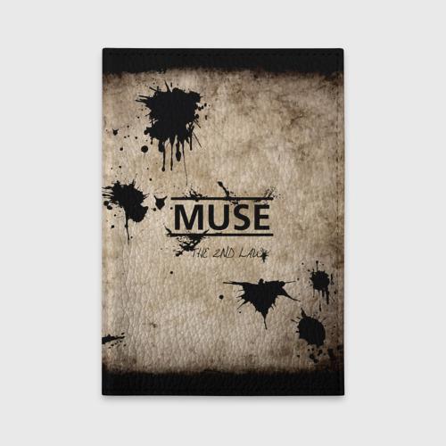 Обложка для автодокументов Muse, the 2nd law Фото 01