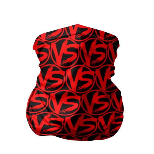 Бандана-труба 3D VERSUS BATTLE RED