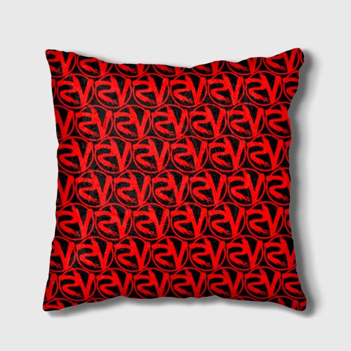 Подушка 3D  Фото 02, VERSUS BATTLE RED