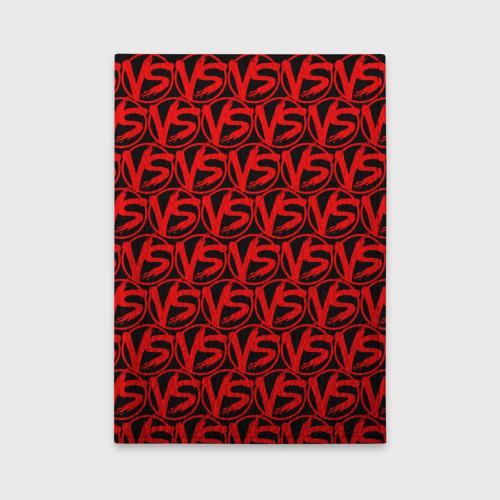 Обложка для автодокументов VERSUS BATTLE RED Фото 01