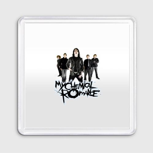 Группа My Chemical Romance