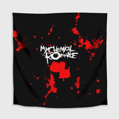 Скатерть 3D  Фото 02, My Chemical Romance