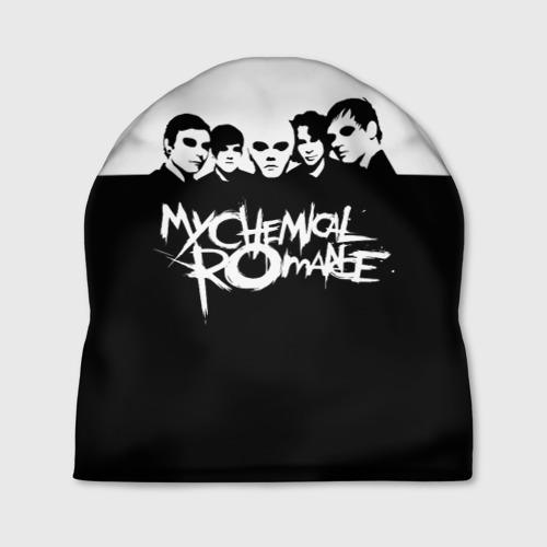 Шапка 3D  Фото 01, My Chemical Romance
