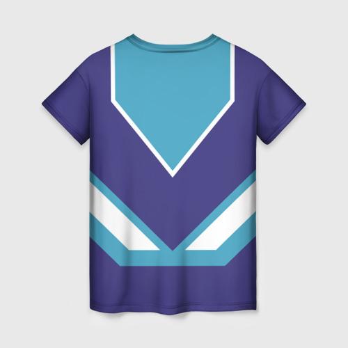Женская футболка 3D Очень сладкая Алёнка Фото 01