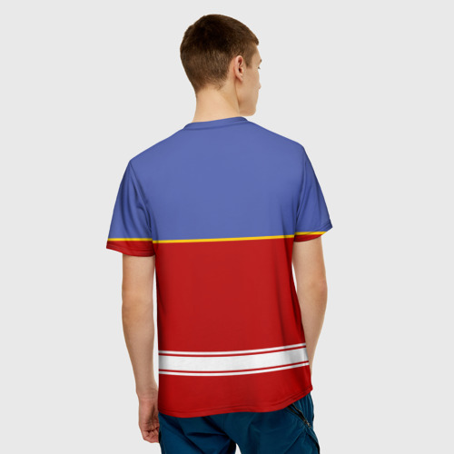 Мужская футболка 3D  Фото 02, Хоккеист Иван